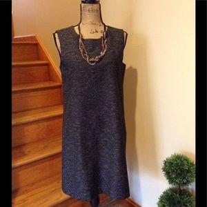Theory beautiful dress. Gray/black. Size 12